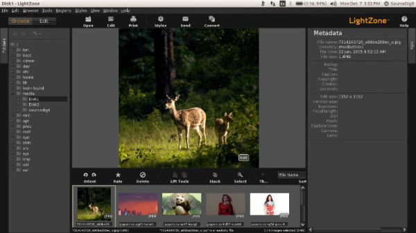 Install Phototonic 1.7.1 (Image Viewer & Organizer) on ...