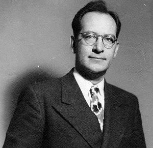 John Mauchly - Image taken from history-computer.com