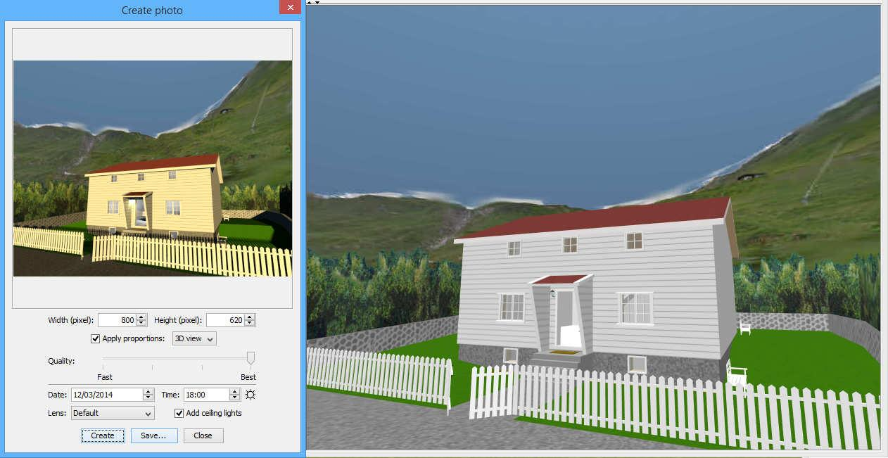 Easy floorplan program with 3d view. This Is Cheating Sweet Home 3d Forum View Thread
