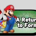 A Return fo Form