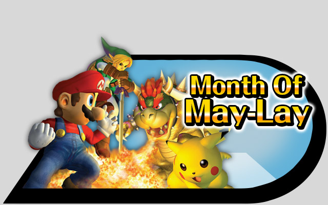 Month of May-lay