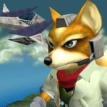 Fox. The Great Fox and the Arwing are there too.