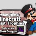 Dream Items Minecraft again