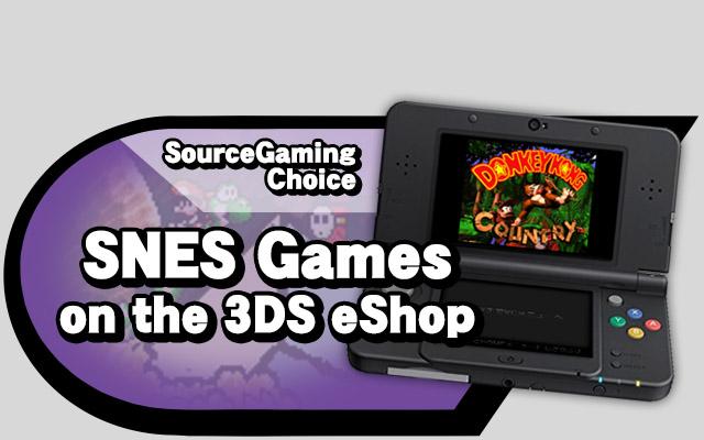 Snes Games