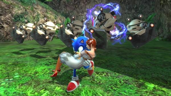 Скачать Игру Sonic 2006 - фото 2