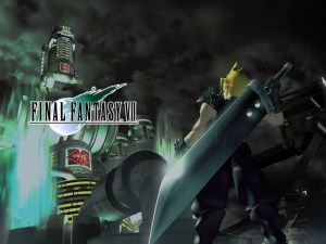 Cloud in Final Fantasy 7