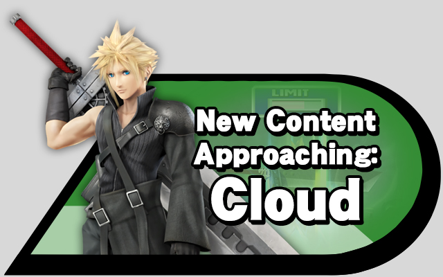 New Content Approaching: Cloud