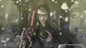 Bayonetta in Bayonetta (Wii U)