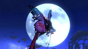 Bayonetta in Super Smash Bros. for Wii U