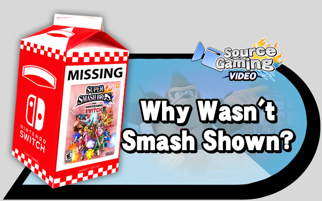 Why Wasn't Smash Shown-H