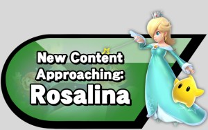 New Content Approaching: Rosalina