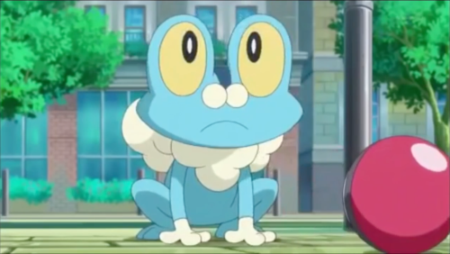 Froakie Pokemon XY Episode 2 Screen Shot