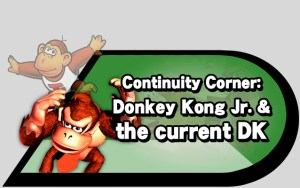 Continuity Corner: Donkey Kong Jr. and the current DK