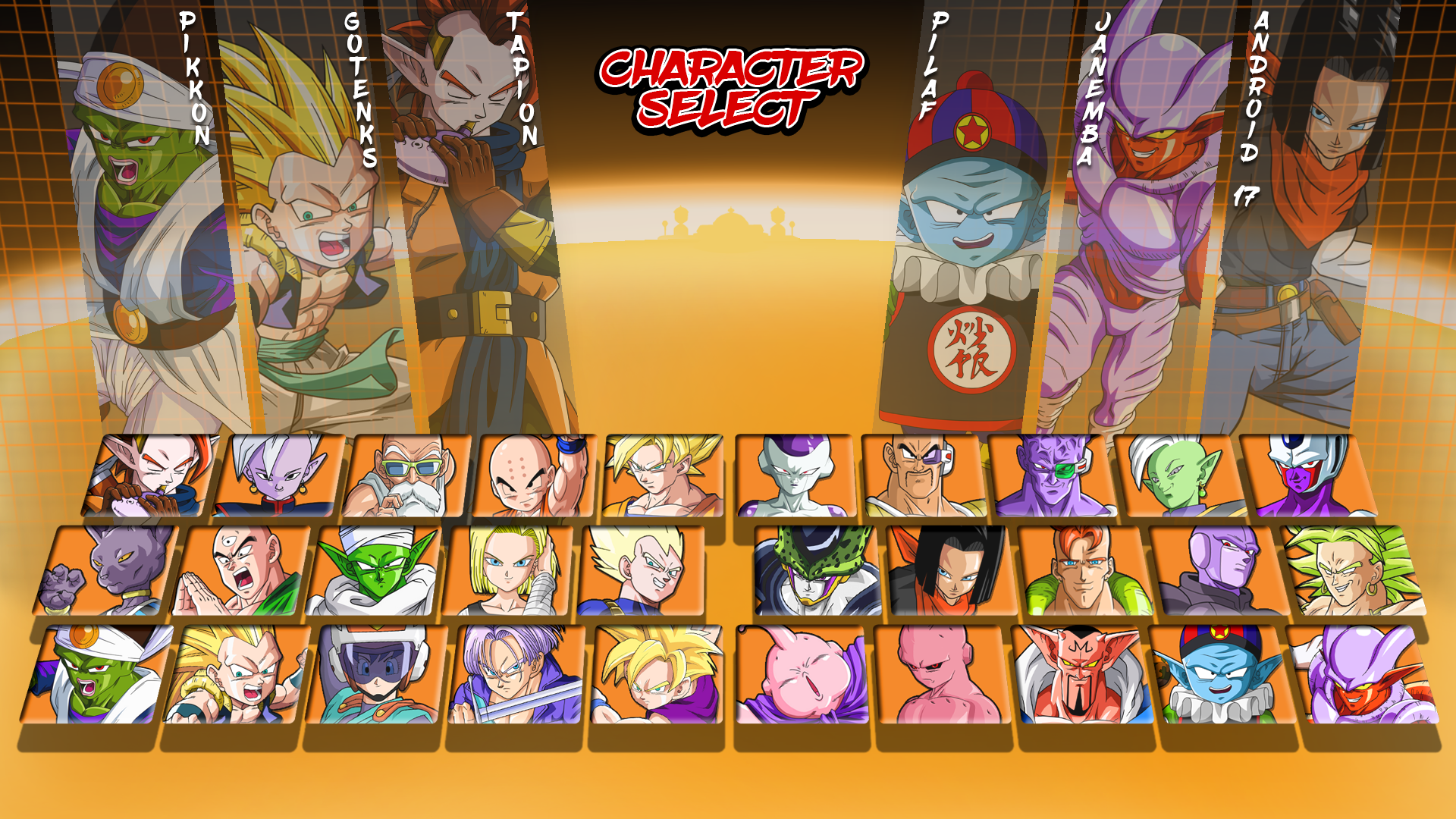 Dream Roster Dragon Ball Fighter Z – Source Gaming