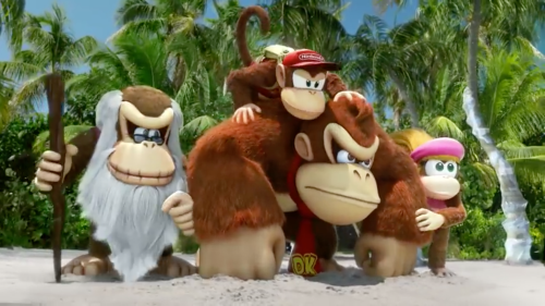 I'm patiently waiting for their next adventure, but I'm not pessimistic. It'll come. (Image: Nintendo – taken from this Tropical Freeze commercial)