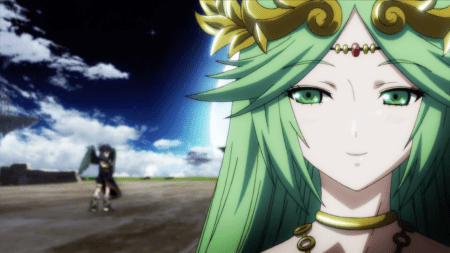Pittoo and Palutena in Super Smash Bros. for Nintendo 3DS/Wii U