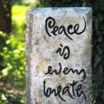 Peace is every breath - Thich Nhat Hanh - Plum Village