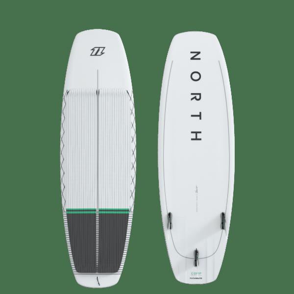 north comp surf board