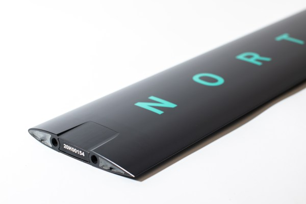 north sonar foil edition detail