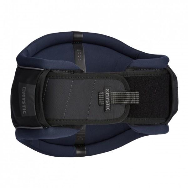 mystic majestic harness detail battle belt in night blue