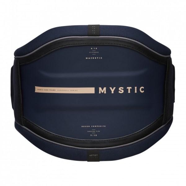 mystic majestic harness in night blue