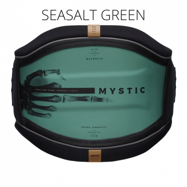 mystic majestic harness seasalt green