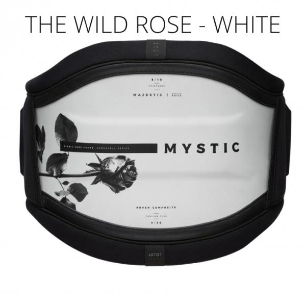 mystic majestic harness the wild rose white