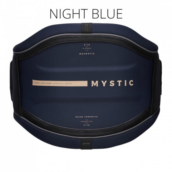 mystic majestic harness night blue
