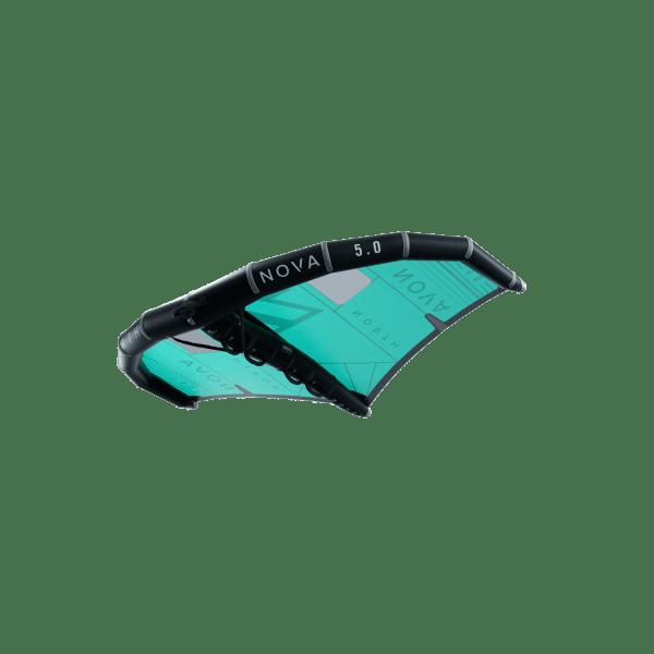 north nova wing in green
