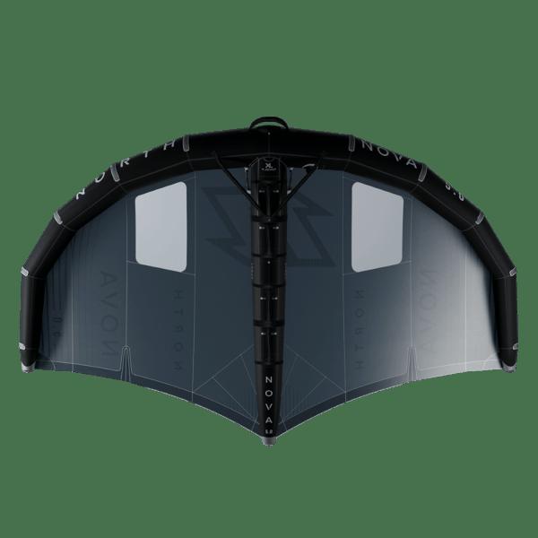 north nova wing in black