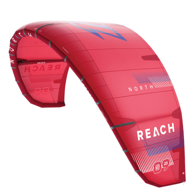 north reach kite in red
