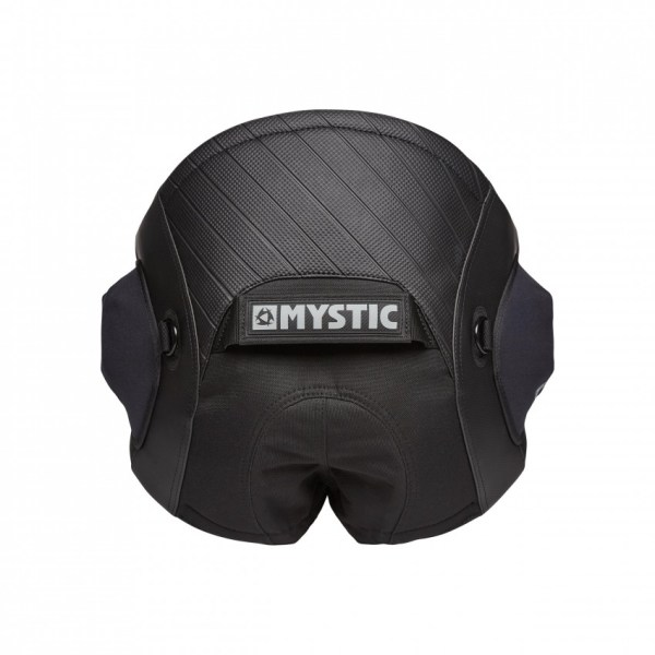 mystic aviator seat harness in black