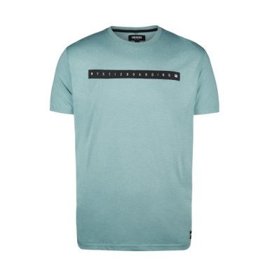 mystic dax tshirt in green