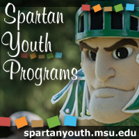 Spartan Youth Programs graphic