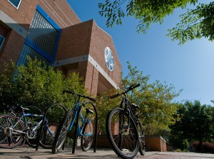 Bikes at College of Engineering