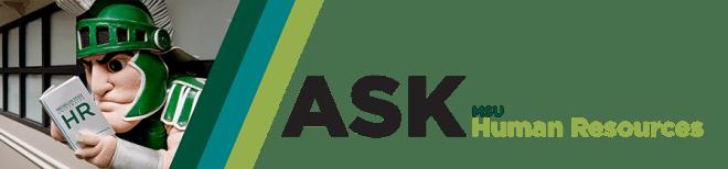 Ask MSU HR