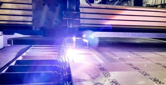 High Definition Plasma Cutting