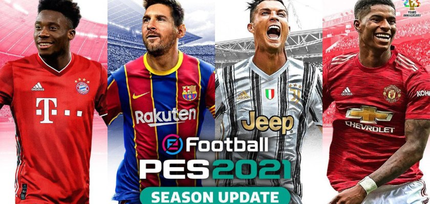eFootball PES 2021 apk obb download
