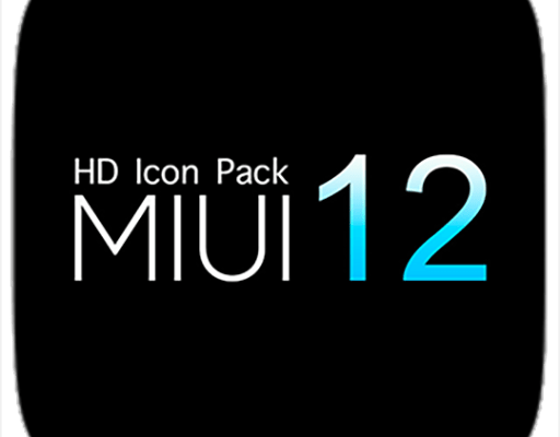 MIUi 12 icon pack paid apk patched