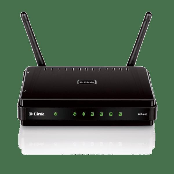 D-Link Wireless N 300 Router DIR‑615 SOP