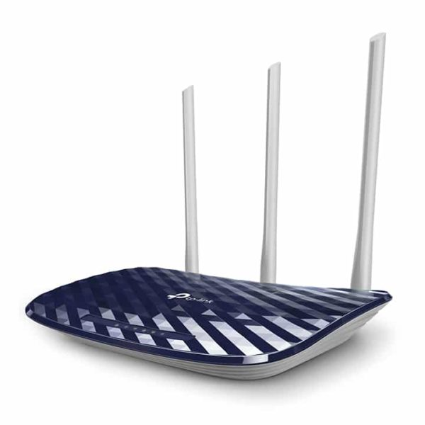 TP-Link Archer C20 AC750 Wireless Dual Band Router SOP