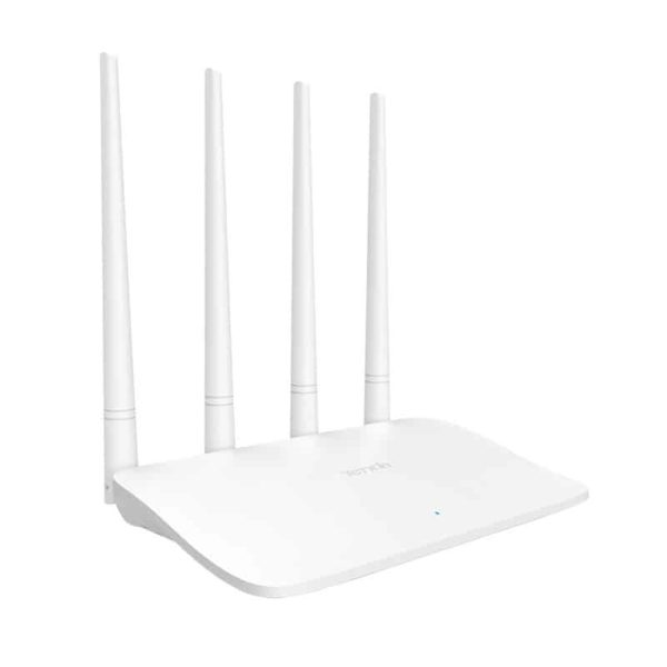 Tenda F6 300Mbps 4Antenna WiFi Router SOP