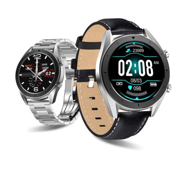 DTNO.1 DT99 Full Round IPX8 Waterproof Smart Watch SOP