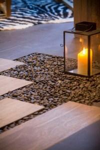 Appartement alpin (Les Arcs 1800) - Détail pas japonais - Appartement Les Arcs Vue Mont-Blanc - Thomas Ouf - Source Studio - Architecte d'intérieur à Aix-les-Bains en Savoie