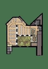 Plan Patchwork Iéna RDJ Texture Transparent - Architecte intérieur savoie