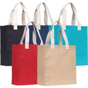 Custom Printed Jute Tote Bags