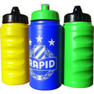water bottles with company name