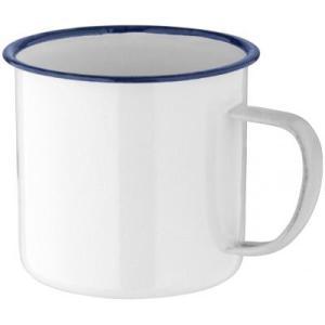 custom enamel steel cups