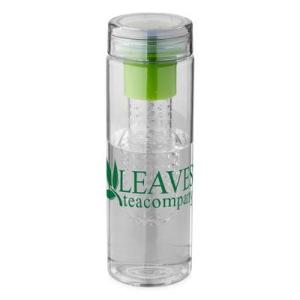 sports bottle with infuser