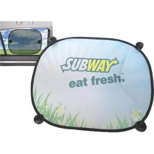 Promotional Product Car Window Shade